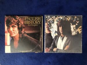 Jon English Albums Vinyl Record LP Redcliffe Redcliffe Area Preview