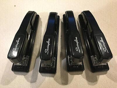 Lot Of 4 Swingline 444 Staplers
