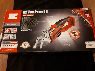 Einhell Cordless Tree Pruning Saw NEW