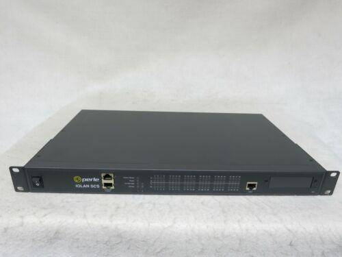 Perle IOLAN SCS48C 48-Port Console Server 04030740
