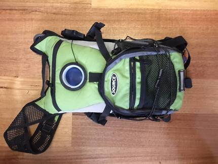 Source hydration backpack