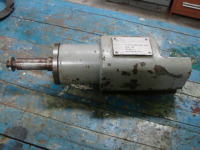 Heald Grinding Spindle Style 496-1b 11000 Rpm