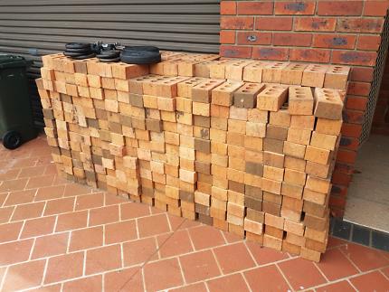"Lots of ""Quality"" Bricks!"