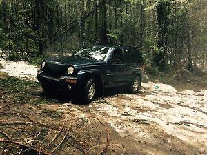 2003 Jeep Liberty LTD