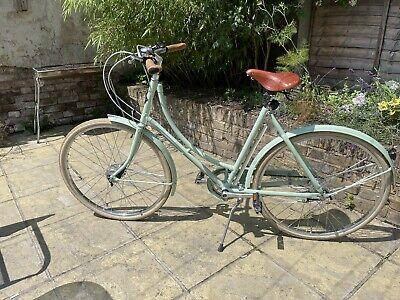 """Ladies Pashley Poppy 20"""" Peppermint Bike"""