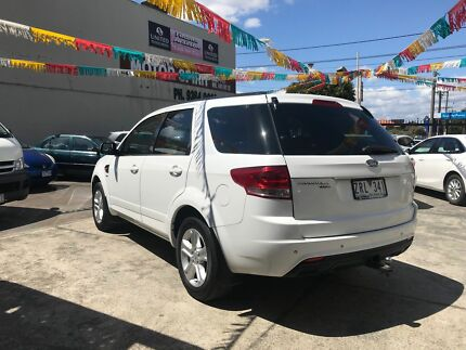 From $91 p/week on finance* 2013 Ford Territory Wagon Coburg Moreland Area Preview