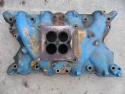 FORD XW-XB CLEVELAND 4 BARREL  2V  INLET MANIFOLD SQUARE BORE Narre Warren North Casey Area Preview