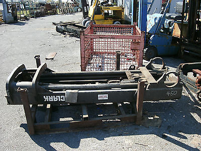5360m1091 Clark Forklift Triple Mast Upright 211 Lift New.