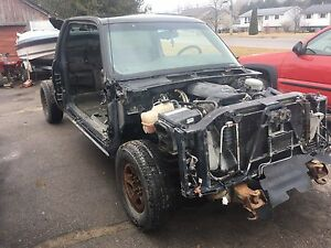 2003 Chevrolet Silverado parts truck