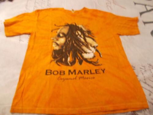 BOB MARLEY, COZUMEL, MEXICO T SHIRT