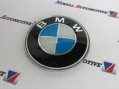 Kyпить BMW 82mm Bonnet Badge Emblem Roundel E30 E36 E46 3 5 7 X Series на еВаy.соm