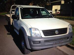 2004 Holden Rodeo LT very good condition Campbellfield Hume Area Preview