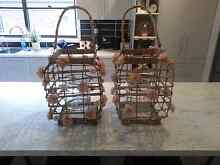 RUSTIC LOOKING CADLE HOLDERS Yowie Bay Sutherland Area Preview