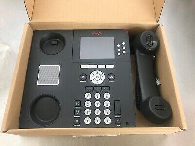Avaya 9640g Ip Deskphone Phone 9640gd01a-1009 Voip Speakerphone With Caller Id