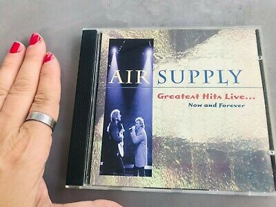 Air Supply greatest Hits Live Now and Forever
