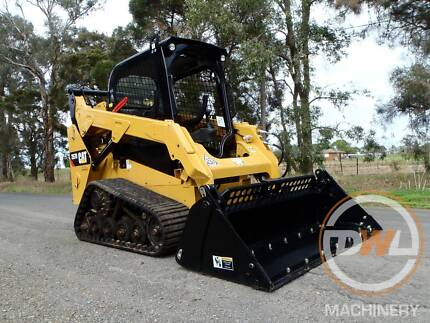 Caterpillar 257D Skid Steer