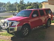2014 Nissan Navara Ute Forbes Forbes Area Preview