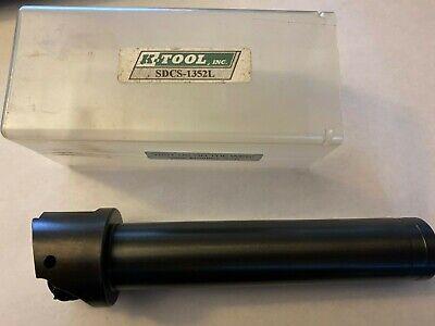 K-tool Sdcs-1352l 1-58 X 135 Deg. Spot Drill New