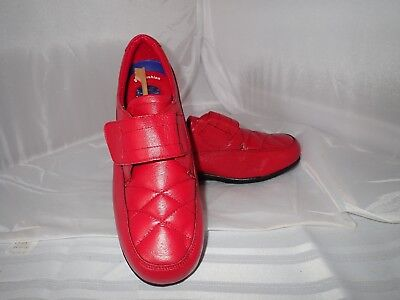 Dr. Scholl's Walking shoes w/Double air pillo gel insoles Red 8.5   ()