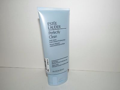 FZ Estee Lauder Perfectly Clean Multi-Action Foam Cleanser/Purifying Mask 5 oz