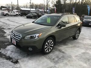 2016 Subaru Outback 2.5i Limited Package w/Technology