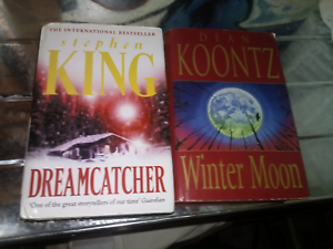 Stephen King and Dean Koontz Petrie Pine Rivers Area Preview