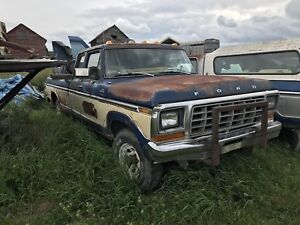 1979 regular cab 2wd and supercab f150 4x4