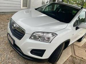 2016 Holden Trax Ls 6 Sp Automatic 4d Wagon