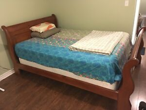 Queen Bed and Bedroom Furniture.