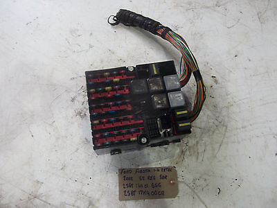 $_1 Where Is The Fuse Box In A Ford Fiesta Zetec on