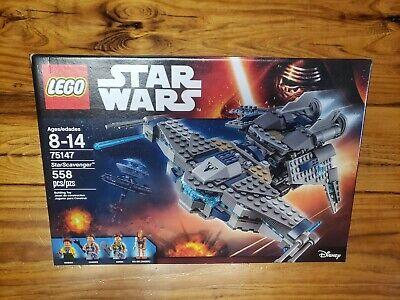 LEGO Star Wars StarScavenger NEW 75147 Sealed Retired Zander Kordi R0-GR Roger
