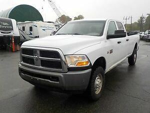 2011 Dodge Ram 3500 SLT Crew Cab Long Box 4WD Cummins Diesel