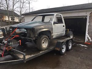 1991 chevy short box - Part out or complete