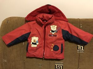 Toddler Coat and Snow Pants