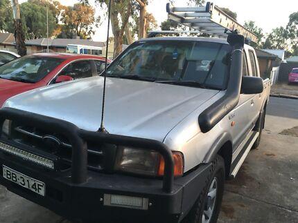 4x4 diesel 2000 Ford swaps