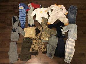Lot of 6 months clothes