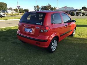 2002 Hyundai Getz Hatchback Maddington Gosnells Area Preview