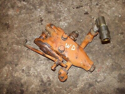 Allis Chalmers Wd Wd45 45 Tractor Hydraulic Flow Valve For Top Of Pump Rod