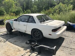 1993 Nissan 240sx coupe shell