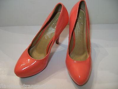 Blüte Sammlung 12.7cm Stiletto Damen Schuhe Größe 7.5 Rund High Heels