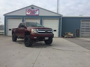 2008 Chevrolet Silverado Lifted