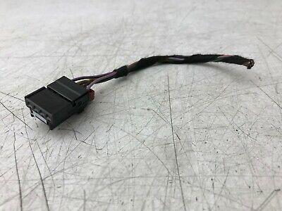 VW AUDI SEAT SKODA WIRING LOOM CONNECTOR PLUG SOCKET REPAIR 7N0972704