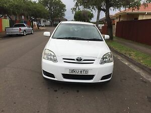 Toyota Corolla Ascent 2006 Hatch Back ,auto,8mnth Rego Clean Car Punchbowl Canterbury Area Preview