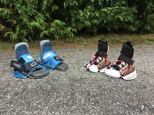 Youth and adult liquid force wakeboard boots