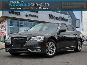 2016 Chrysler 300 Limited /Navigation and Pano Sunroof