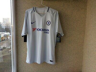 365437f9fd2 Chelsea Away football shirt 2017/2018 Jersey XL Nike Soccer Camiseta