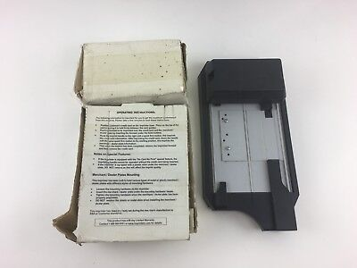 Vintage Addressograph Bartizan Manual Credit Card Imprint Machine Slider Box