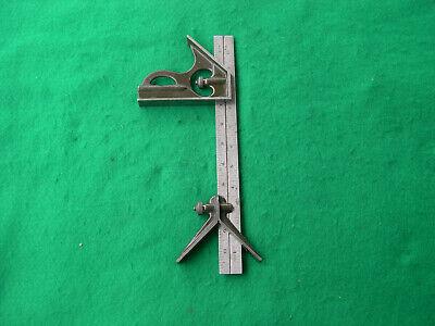 Lufkin 12 Blade 3 Piece Combination Set Square Centerhead Both Hardened