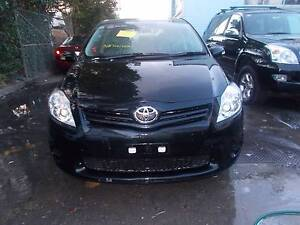 Toyota Corolla ZRE15 2012 is now wrecking! Gladesville Ryde Area Preview