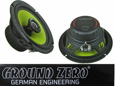 Ground Zero GZTF Lautsprecher Einbau Set Mercedes Benz C Klasse CLK W203 C209